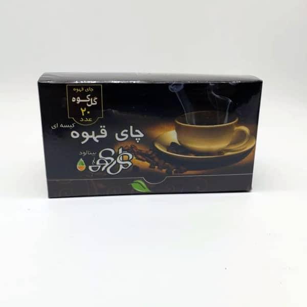 چای قهوه گل کوه