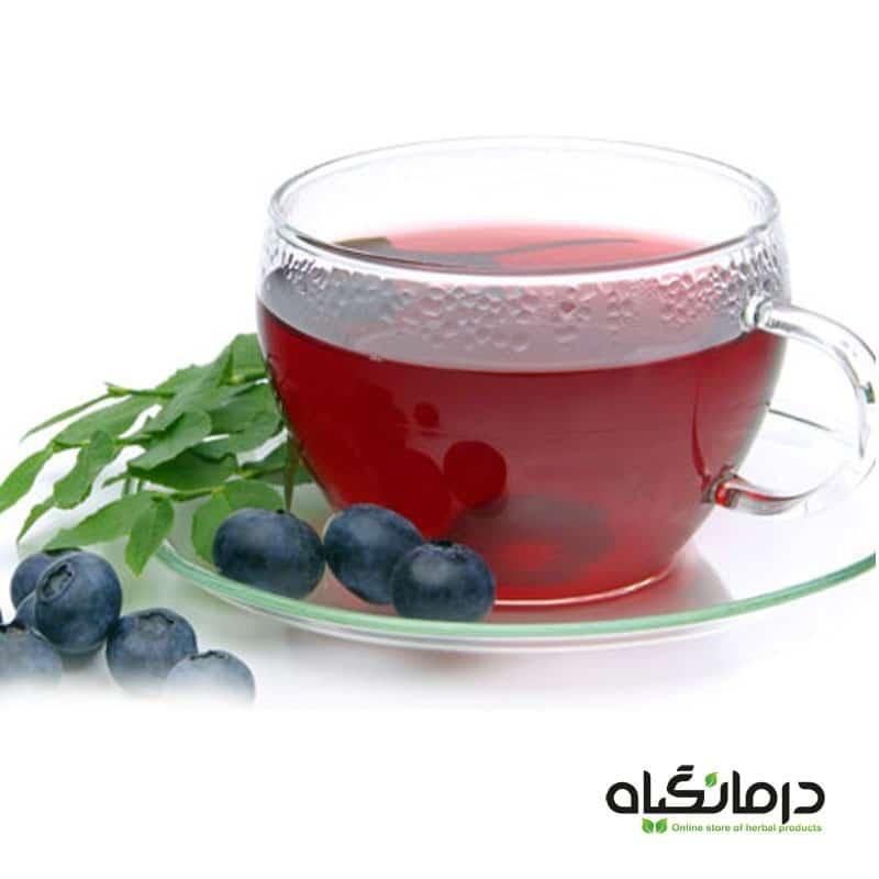 دمنوش بلوبری 111 Blueberry tea