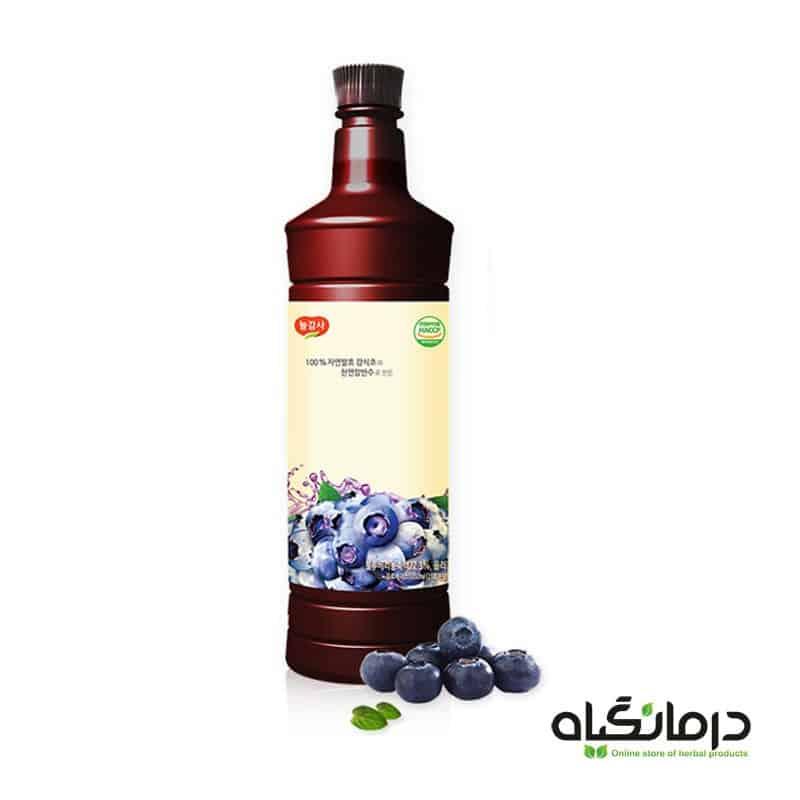 شربت بلوبری Blueberry Juice