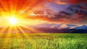 طلوع آفتاب را از دست ندهید