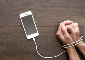 گوشی موبایل و افسردگی