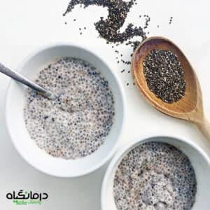 روش مصرف دانه چیا