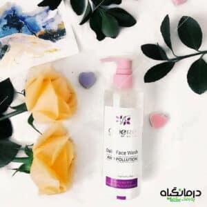 ژل شستشوی صورت سینره مناسب پوست های معمولی تا خشک
