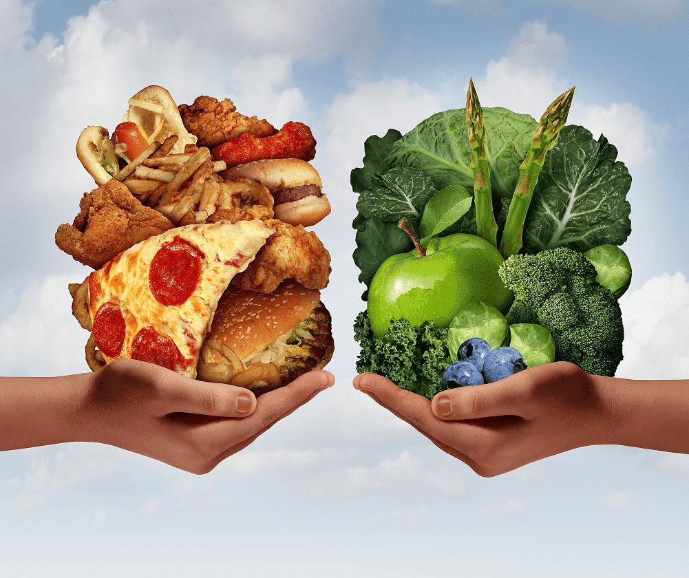 تغذیه سالم برای نوجوانان