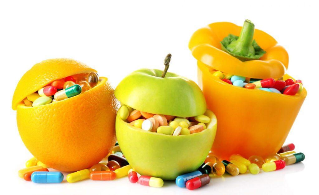نقش ویتامین ها در سلامت پوست