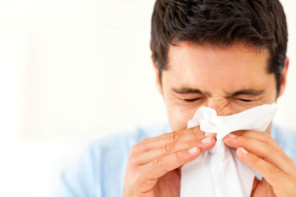 بیماری های شایع فصل پاییز